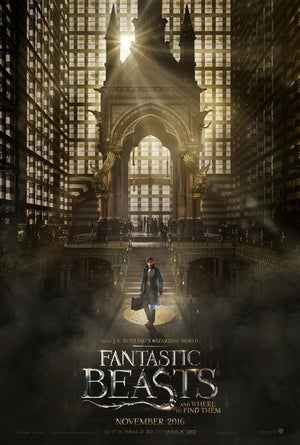 Fantastic Beasts and Where to Find Them VUDU HD Instawatch (iTunes HD via MA)