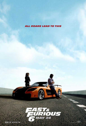 Fast & Furious 6 Extended Edition iTunes 4K