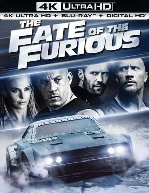 Fate of the Furious VUDU 4K Extended