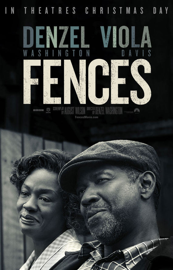 Fences VUDU HD