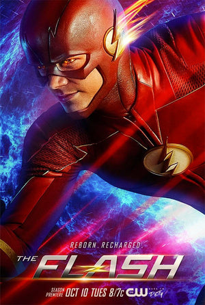 The Flash Season 4 UV HD