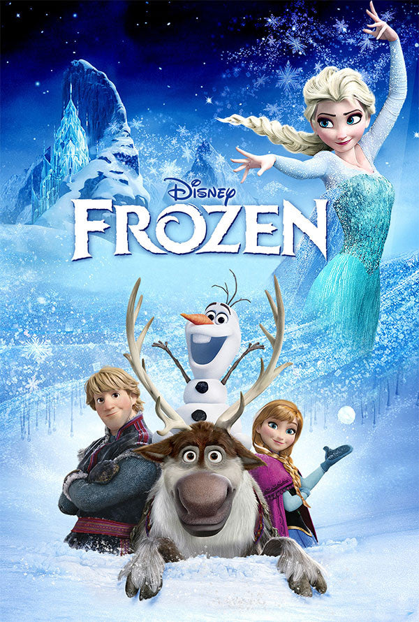 Frozen Movies Anywhere VUDU HD iTunes HD