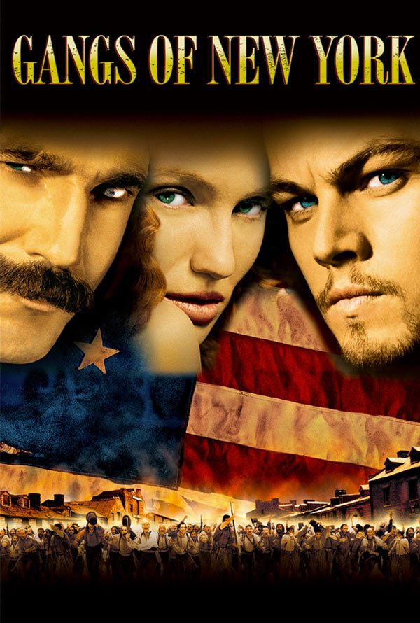 Gangs of New York VUDU HD or iTunes HD