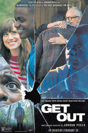 Get Out VUDU HD Instawatch