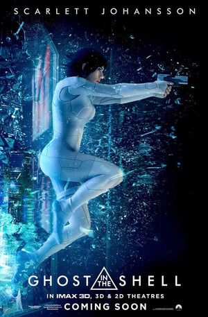 Ghost in the Shell iTunes 4K
