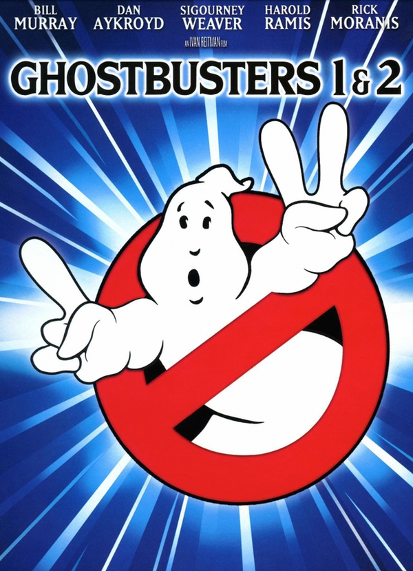 Ghostbusters 1 and 2 VUDU HD Instawatch (iTunes HD via MA)