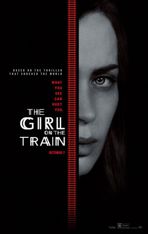 The Girl on the Train iTunes 4K