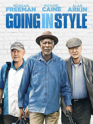 Going in Style VUDU HD or iTunes HD via Movies Anywhere