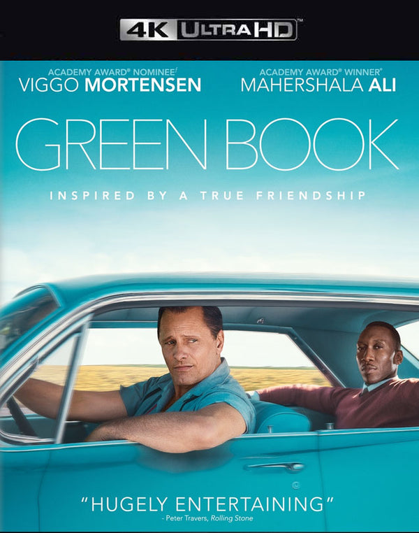 Green Book VUDU 4K or iTunes 4K via MA