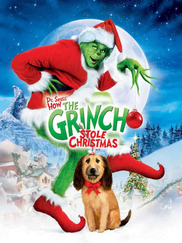 How the Grinch Stole Christmas UV HD
