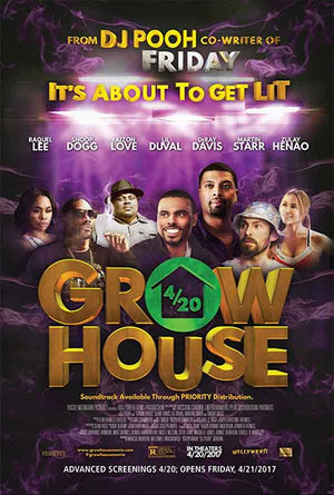 Grow House VUDU HD