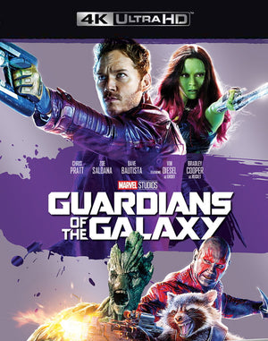 Guardians of the Galaxy 4K VUDU 4K FandangoNow 4K