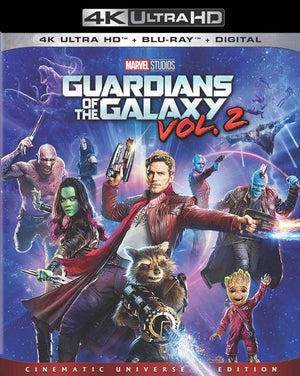 Guardians of the Galaxy Vol. 2 VUDU 4K MA 4K