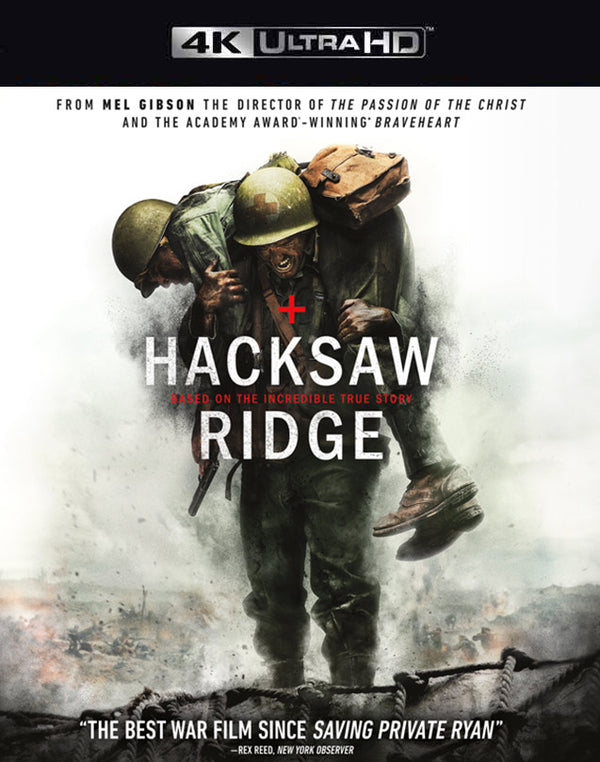 Hacksaw Ridge iTunes 4K