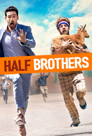 Half Brothers VUDU HD or iTunes HD via MA