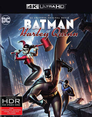 Batman & Harley Quinn VUDU 4K or iTunes 4K Via Movies Anywhere