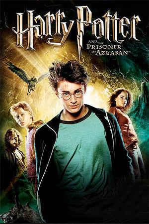 Harry Potter and the Prisoner of Azkaban UV HD or iTunes HD via Movies Anywhere
