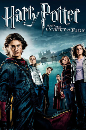 Harry Potter and the Goblet of Fire UV HD or iTunes HD via Movies Anywhere