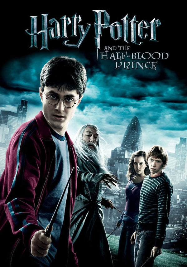 Harry Potter and the Half-Blood Prince VUDU HD or iTunes HD via Movies Anywhere
