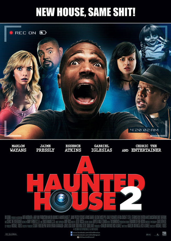 A Haunted House 2 iTunes HD