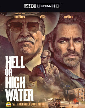 Hell or High Water UV 4K