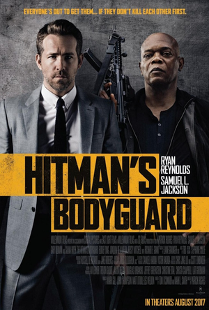 Hitman's Bodyguard VUDU HD or iTunes 4K