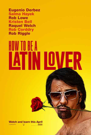 How to Be a Latin Lover VUDU HD