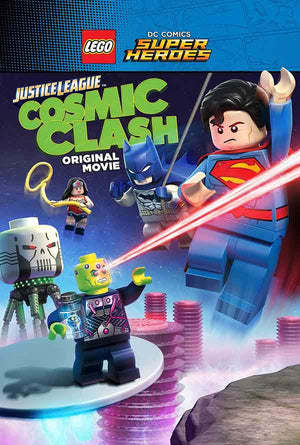 LEGO DC Comics Super Heroes: Justice League - Cosmic Clash VUDU HD Instawatch