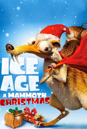 Ice Age: A Mammoth Christmas Special VUDU HD or iTunes HD via MA