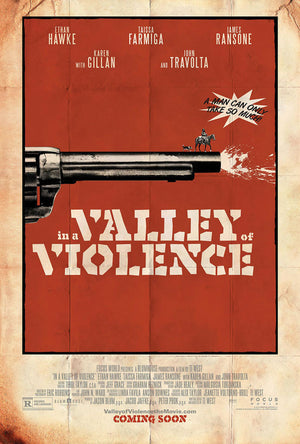 In a Valley of Violence VUDU HD