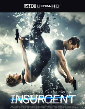 Insurgent VUDU 4k or iTunes 4K