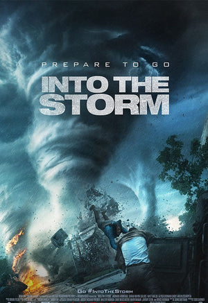 Into the Storm UV HD or iTunes HD via Movies Anywhere
