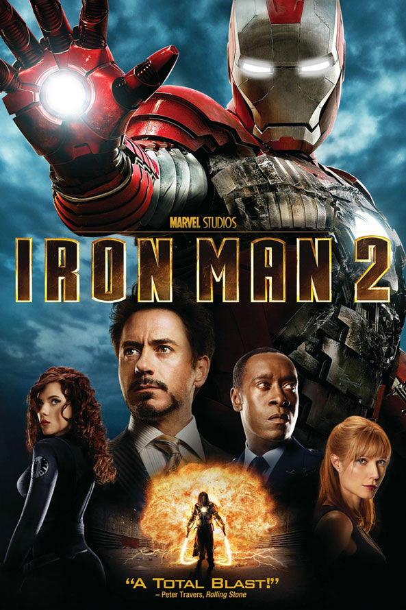 Iron Man 2 MA VUDU iTunes HD