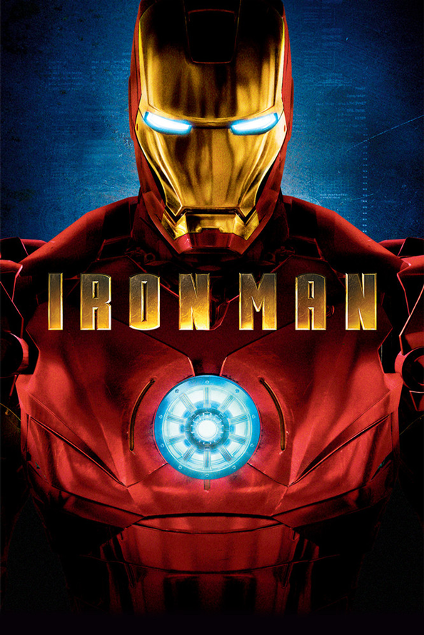 Iron Man Google Play HD (Transfers to VUDU & iTunes via MA)