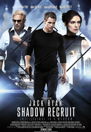 Jack Ryan Shadow Recruit VUDU HD