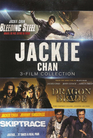 Jackie Chan 3-Film Collection VUDU HD