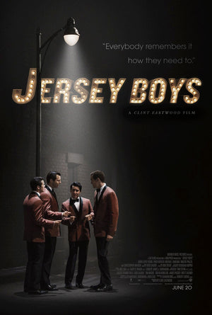 Jersey Boys VUDU HD or iTunes HD via Movies Anywhere