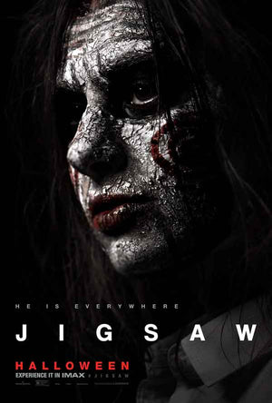 Jigsaw VUDU HD or iTunes 4K