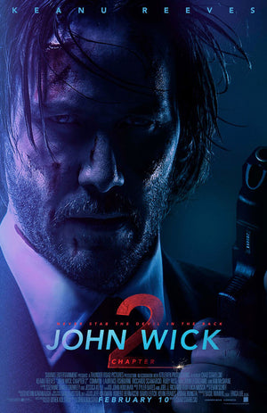 John Wick Chapter 2 iTunes 4K