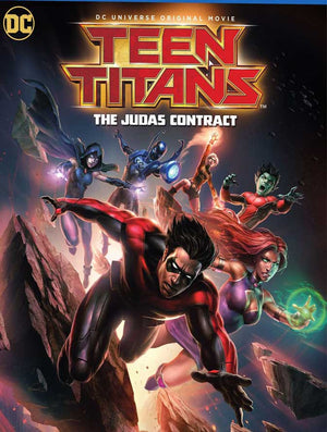 Teen Titans The Judas Contract VUDU HD or iTunes HD via Movies Anywhere