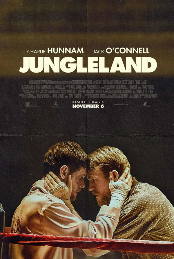 Jungleland VUDU HD or iTunes 4K