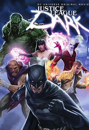 Justice League Dark UV HD or iTunes HD Via Movies Anywhere