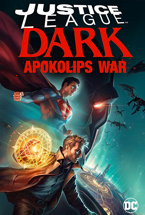 Justice League Dark Apokolips War  VUDU HD or iTunes HD via MA