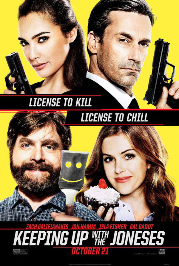 Keeping up with the Joneses VUDU HD or iTunes 4K