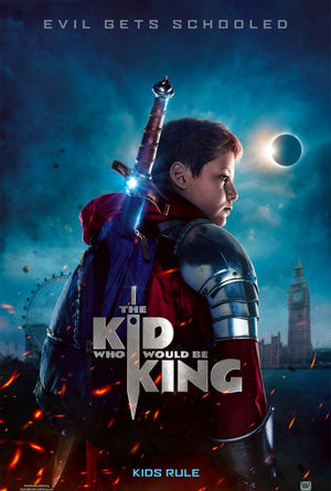 The Kid Who Would Be King VUDU HD or iTunes HD via Movies Anywhere