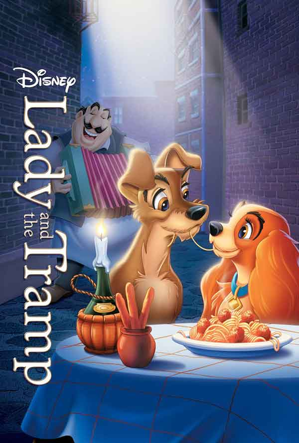 Lady and the Tramp Google Play HD (Transfers to MA)