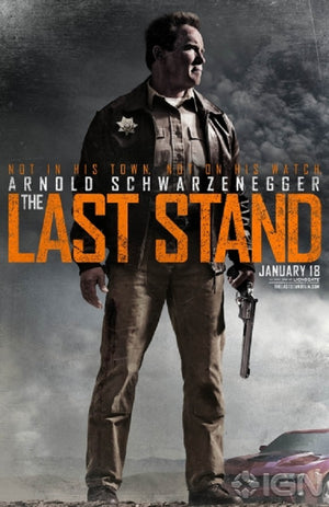 The Last Stand VUDU SD