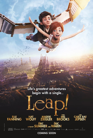 Leap! VUDU HD or iTunes HD