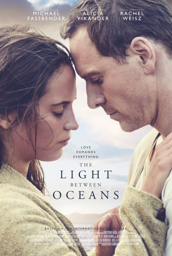 The Light Between oceans Vudu, iTunes or Google Play