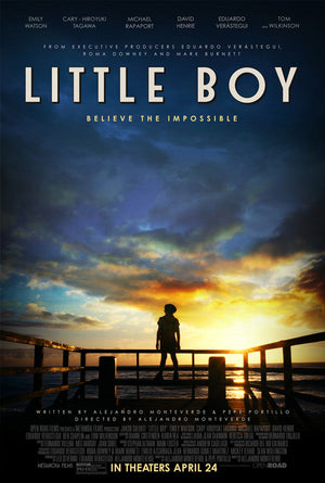 Little Boy iTunes HD